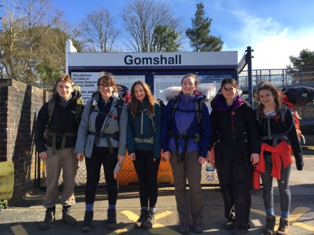 Silver Duke of Edinburgh Expedition