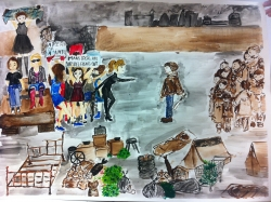 Year 9 Artwork Gallery