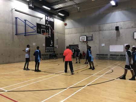 KS4 Basketball Tournament