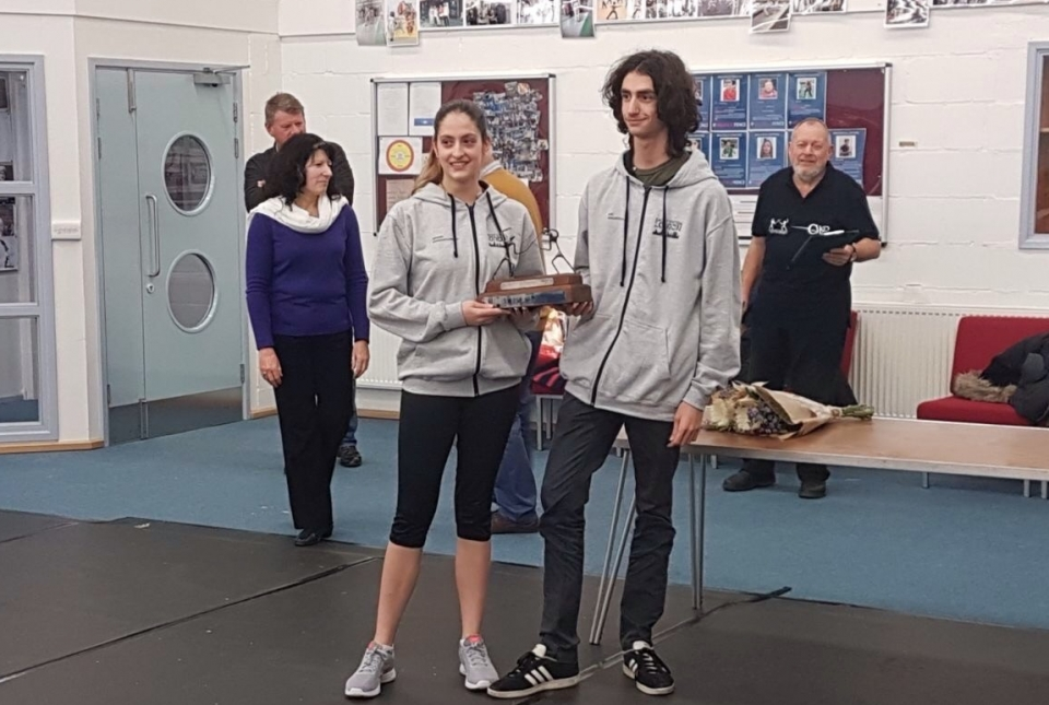 Cadet Winton Fencing Tournament