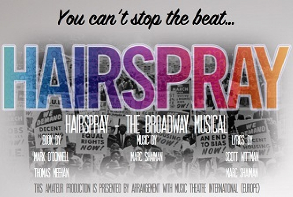 Hairspray Performance tickets now on sale