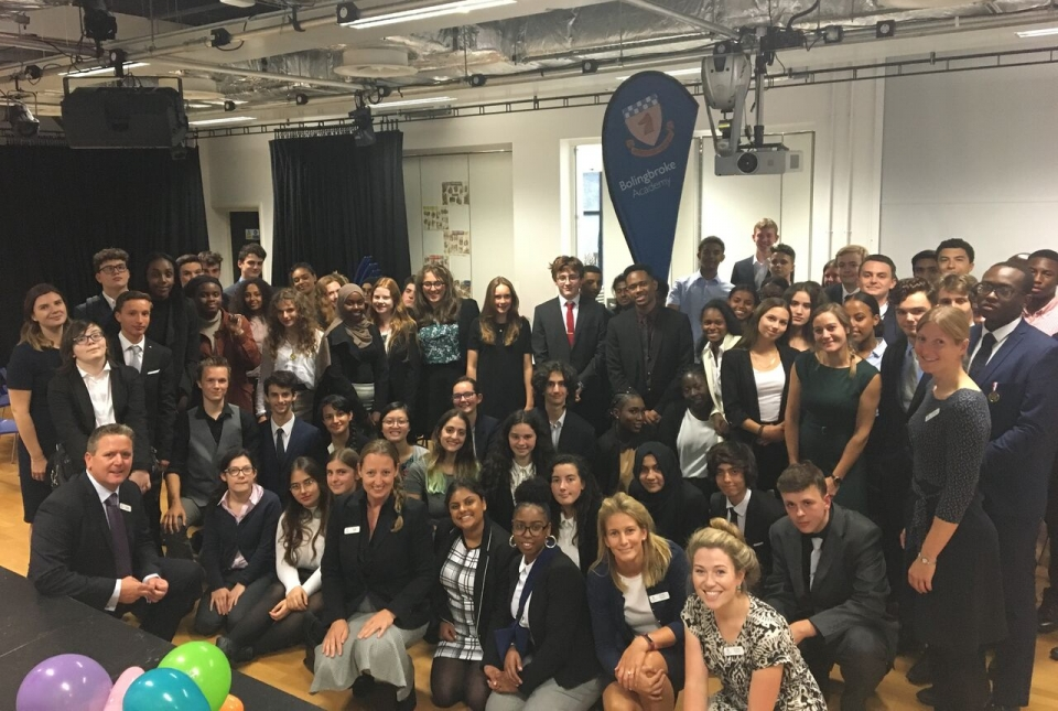 Sixth Form Induction