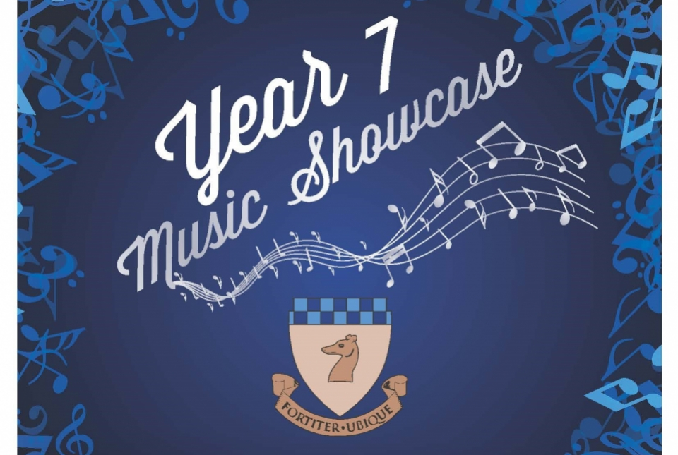 Year 7 Music Showcase