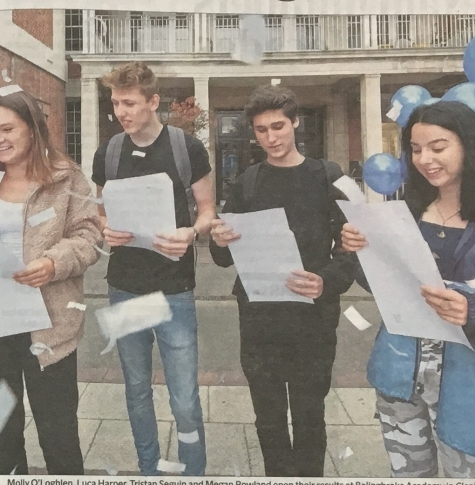 Class of 2020 GCSE Results