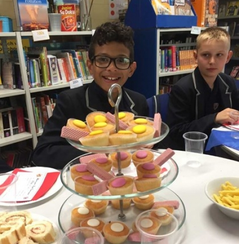 Accelerated Reader Royal Wedding Street Party