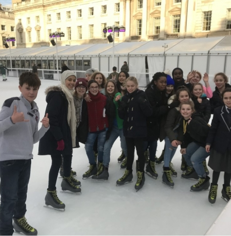 Ice Skating Rewards Trip